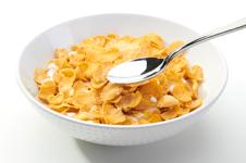 bol céréales petit déjeuner