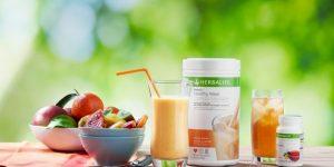 Petit déjeuner Herbalife Nutrition